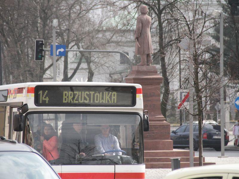 Autobusy linii nr 8 i 9 powracają na ulicę Robotniczą