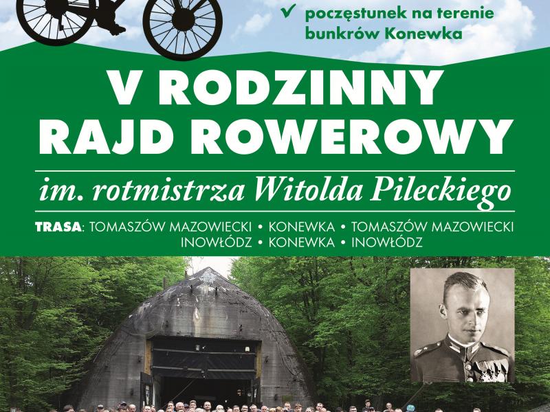 Zapraszamy na Rajd im. rotmistrza Witolda Pileckiego