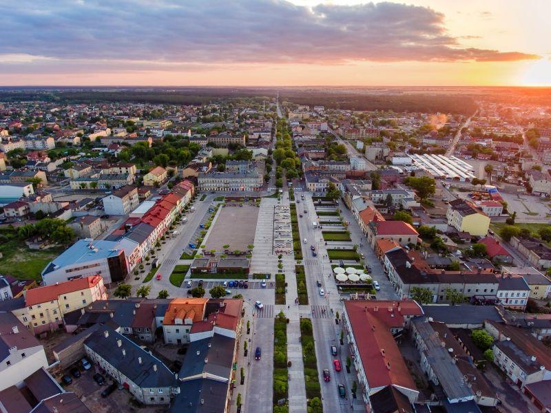 Powstają kolejne plany zagospodarowania przestrzennego