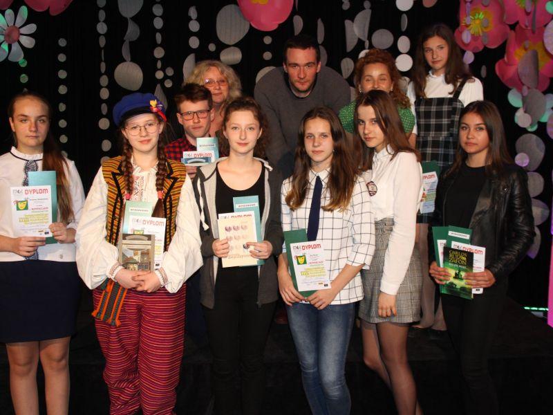 XXXIX Tomaszowski Mały Konkurs Recytatorski – eliminacje powiatowe