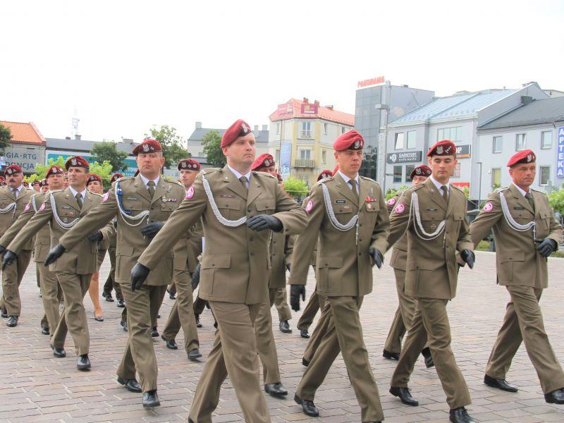Plakat Święto Wojska Polskiego