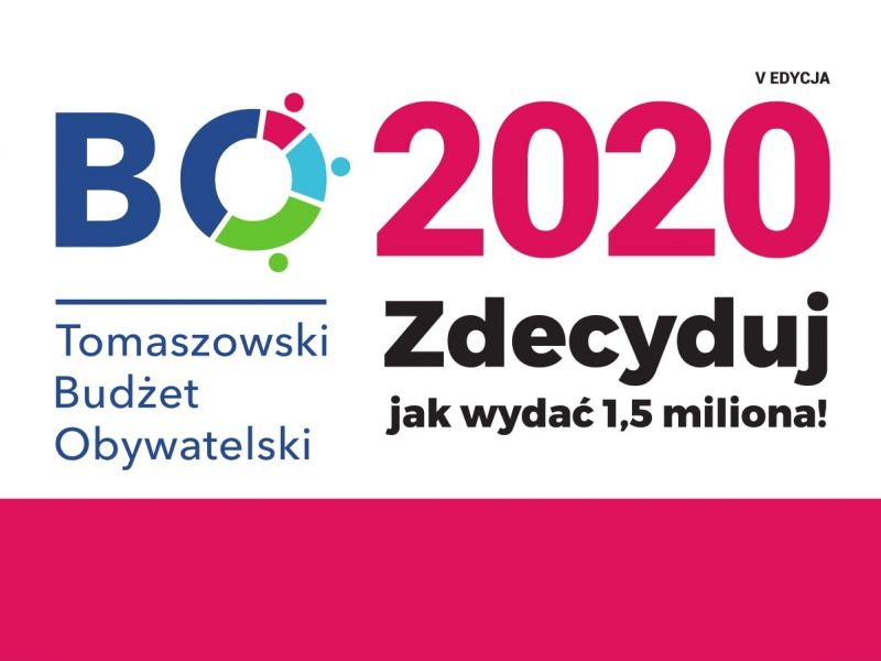 Tomaszowski Budżet Obywatelski. Głosowanie potrwa do 17 czerwca