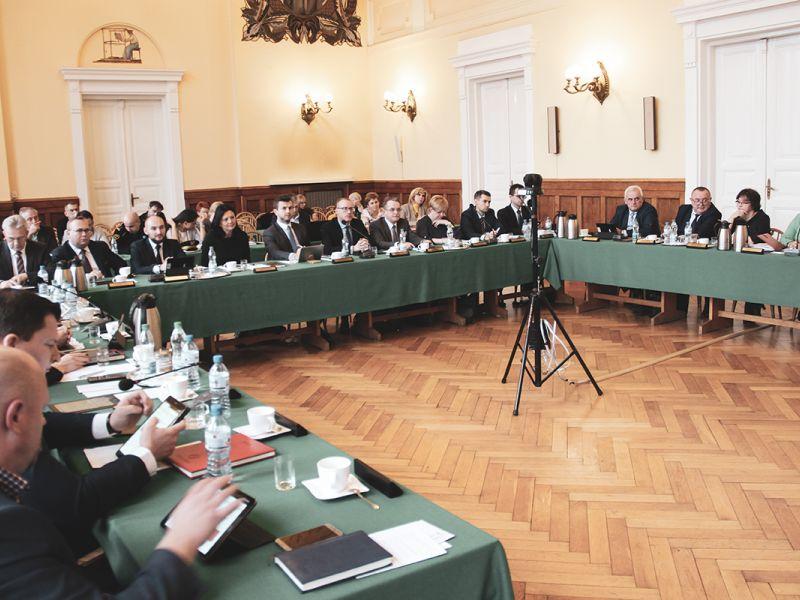 X nadzwyczajna sesja Rady Miejskiej Tomaszowa Mazowieckiego
