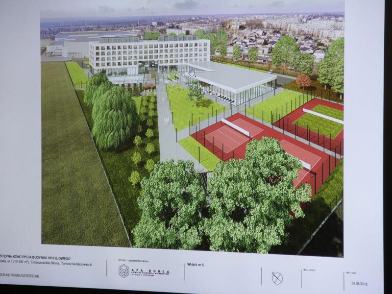 W Tomaszowie powstanie nowy hotel?