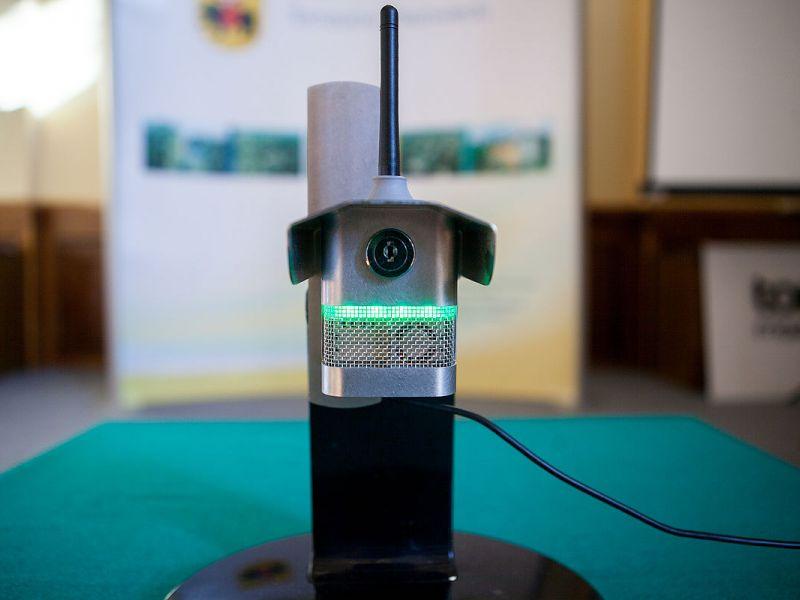 W Tomaszowie Mazowieckim powstaje największa na świecie sieć sensorów jakości powietrza