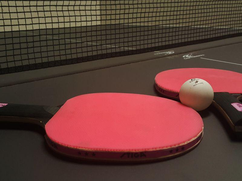 MCK zaprasza na Turniej Tenisa Stołowego
