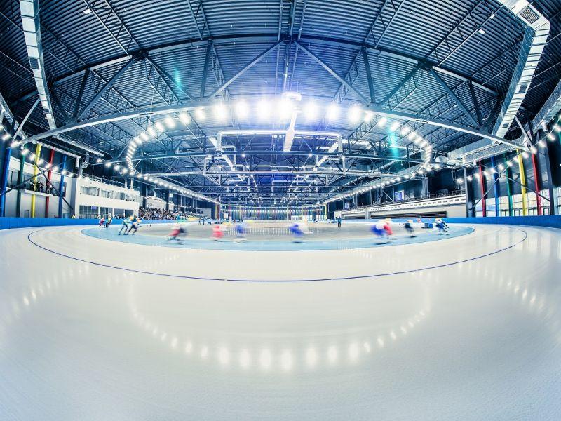 W weekend Mistrzostwa Polski w Arenie Lodowej
