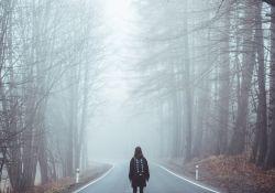 Ostrzeżenie przed mgłą