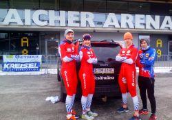 Nowe rekordy Karoliny Gąseckiej oraz Mateusza Owczarka na zawodach w Inzell