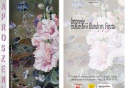 Wernisaż malarstwa Blandyny Firuta