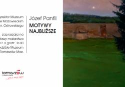 Wystawa malarstwa Józefa Panfila