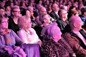 Danuta Stankiewicz - koncert dla seniorów
