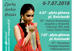 Międzynarodowy Festiwal Folkloru POLKA 2018
