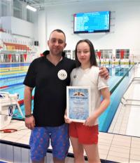 Medalowe Mistrzostwa Województwa  Łódzkiego pływaków SKS Olimpijczyk