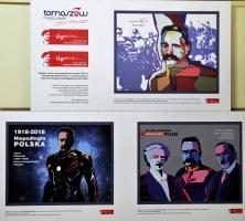 """""""100-lecie Odzyskania Niepodległości przez Polskę"""". Zapraszamy na wystawę w Galerii w Ratuszu"""
