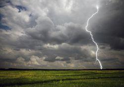 Ostrzeżenie przed burzami