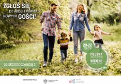 """""""Polska zobacz więcej ‒ weekend za pół ceny"""" – nabór chętnych do udziału w  akcji"""