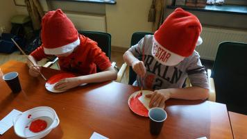 Legenda o św. Mikołaju - lekcja biblioteczna