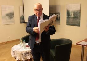 Żywa lekcja historii. Spotkanie z Wojciechem Zawadzkim