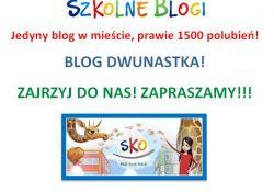 """""""Dwunastka"""" bloguje"""