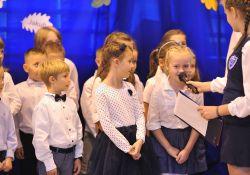 Pasowanie na ucznia i przedszkolaka w SP 12