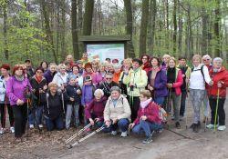 Nordic Walking w Parku Krajobrazowym