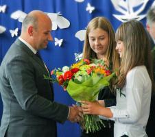 Ponad 5 tys. uczniów rozpoczęło nowy rok szkolny [ZDJĘCIA]