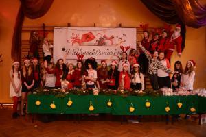 Jarmark świąteczny w