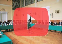XVIII  nadzwyczajna  sesja Rady Miejskiej Tomaszowa Mazowieckiego [TRANSMISJA]