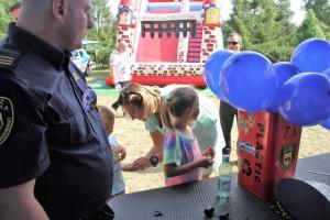 Pinik Straży Miejskiej oraz Ośrodka Rehabilitacji Dzieci Niepełnosprawnych