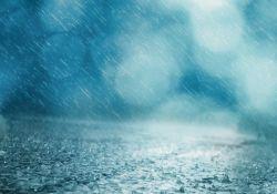 Ostrzeżenie przed silnym deszczem z burzami