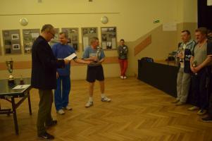 Za nami pierwszy Otwarty Turniej Tenisa Stołowego o