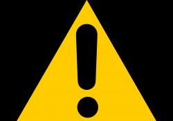 Powiadomienie o ryzyku wystąpienia pyłu PM10 w powietrzu