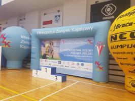 Tomaszowscy kajakarze w III Mistrzostwach Polski na Ergometrach