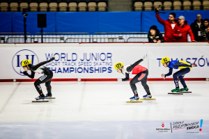 ISU Mistrzostwa Świata w short tracku w Arenie Lodowej [PROGRAM, TRANSMISJA]