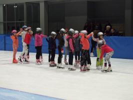 Szkółka hokejowa i łyżwiarstwa figurowego trenuje w Arenie Lodowej [ZDJĘCIA]