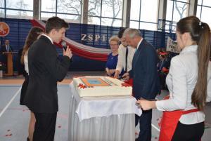 Otwarcie nowo wyremontowanej hali w Tomaszowie