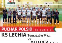 Puchar Polski: Lechia zagra z Olimpią
