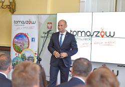 Spotkaj się z prezydentem Marcinem Witko w Szkole Podstawowej nr 14
