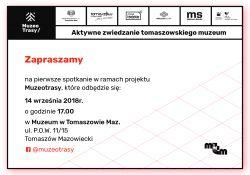 Aktywne zwiedzanie Tomaszowskiego Muzeum
