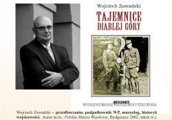 Spotkanie autorskie z Wojciechem Zawadzkim
