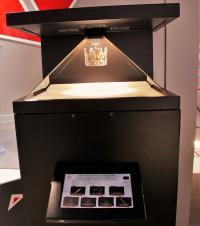 Mobilne Muzeum Multimedialne na pl. Tadeusza Kościuszki