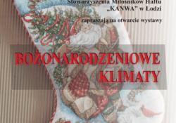 Bożonarodzeniowe klimaty - wystawa w muzeum