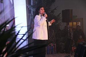 Eleni zaśpiewała najpiękniejsze polskie kolędy [ZDJĘCIA]