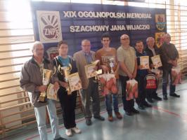 XIX Memoriał Szachowy Jana Wijaczki