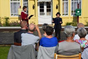 Spotkanie z twórczością Reymonta w Skansenie Rzeki Pilicy