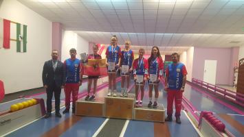 Grad medali młodzików Pilicy