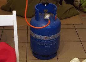 Z gazem nie ma żartów – szkolenie dla pracowników TTBS-u