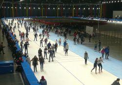 Arena Lodowa. Ślizgawka czynna w Sylwestra i Nowy Rok