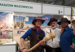 Tomaszów Mazowiecki na targach